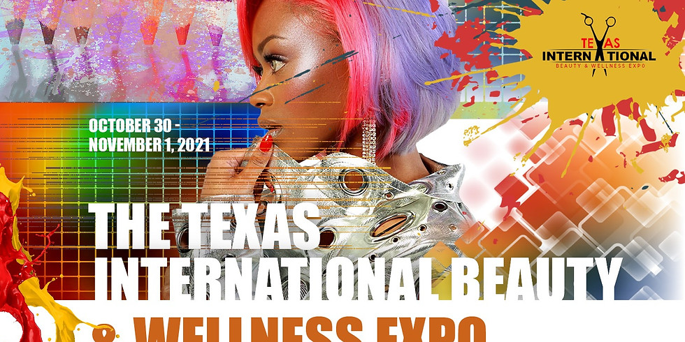 Texas Int'l Beauty and Wellness Expo 2021