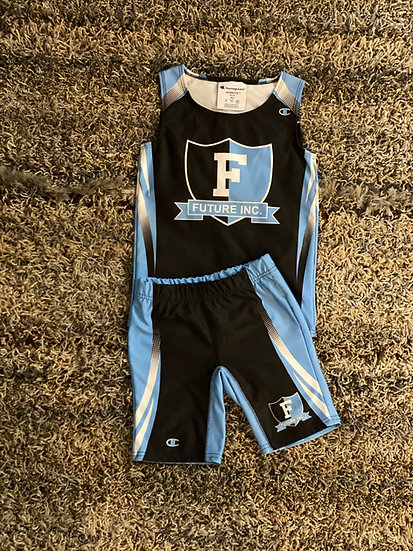 (Top Only) FTC Competition Uniform