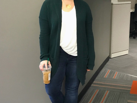 Nordstrom Sale Styling - Outfit Three!