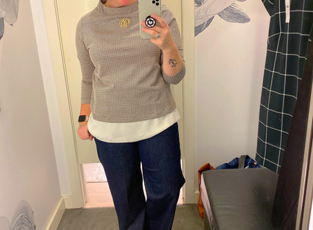 Work Wear Wednesday - Fall Transition Pieces!