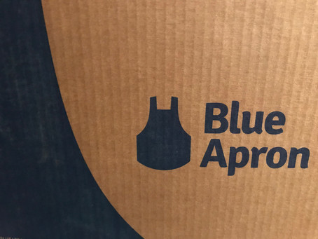 Blue Apron Review - Meal One