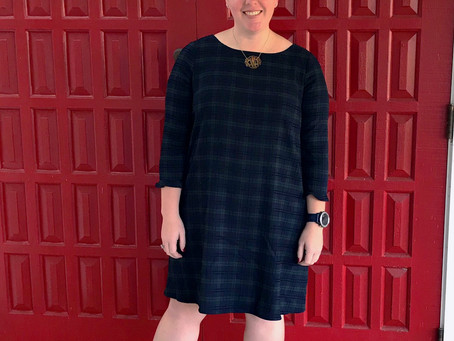 Outfit of the Day - A Great Holiday Dress!