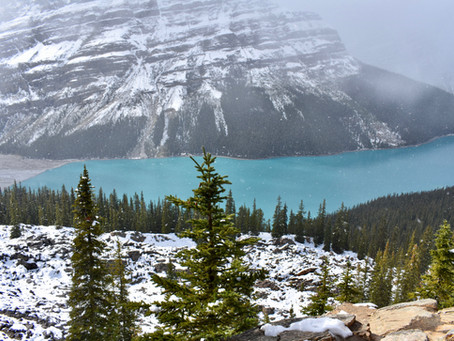 Banff Travel Guide - The Lakes