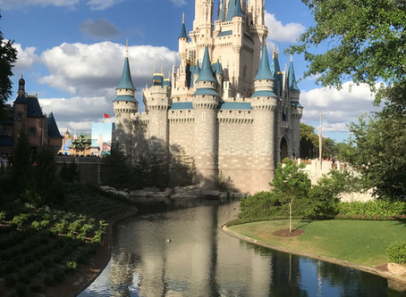 Spring Quick Trip to Disney! Stop 2 - Magic Kingdom!