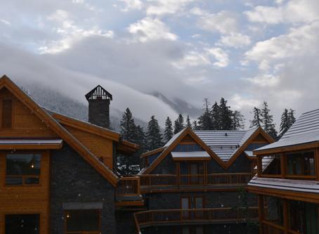 Banff - Day 2!