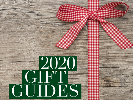 2020 Gift Guides!