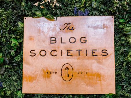The Blog Societies Conference Recap!