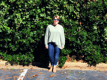 Outfit of the Day - It's Starting to Feel like Fall!