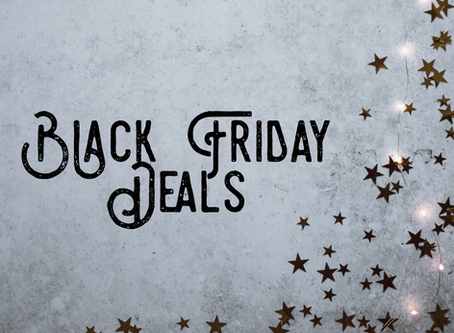 Black Friday Shopping Guide!!