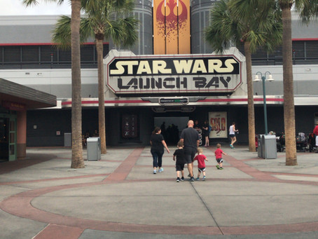 Star Wars Dark Side Half Marathon Weekend - Hollywood Studios and Epcot!