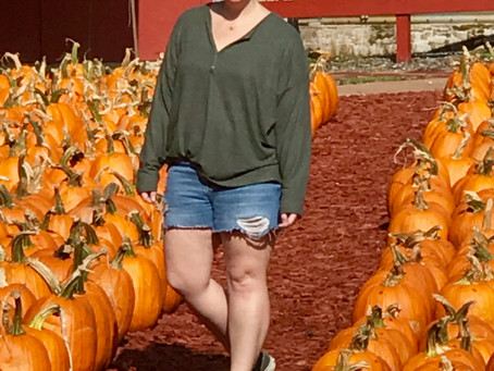 Outfit of the Day - A Day at the Pumpkin Farm