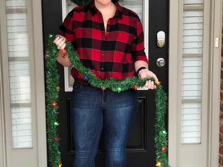 Outfit of the Day - The Perfect Buffalo Plaid Shirt!
