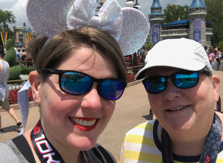 Star Wars Dark Side Half Marathon Weekend - Magic Kingdom!