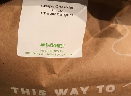 Hello Fresh Review - Meal Two