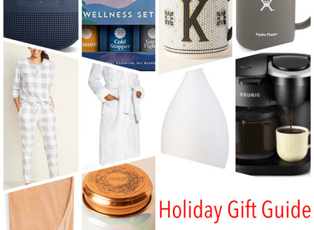 Holiday Gift Guide - For the Homebody