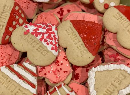 Homemade Valentine's Cookies