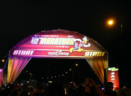 Run Disney Blog Series - What is the best race for me?
