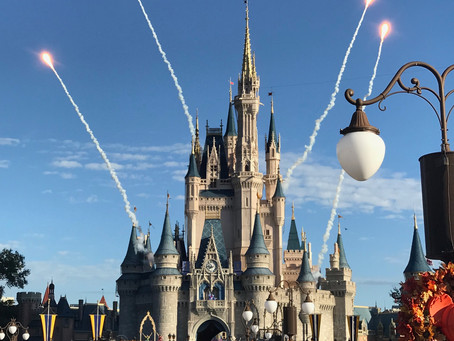 Top 5 Moments from my Birthday Trip to Disney!