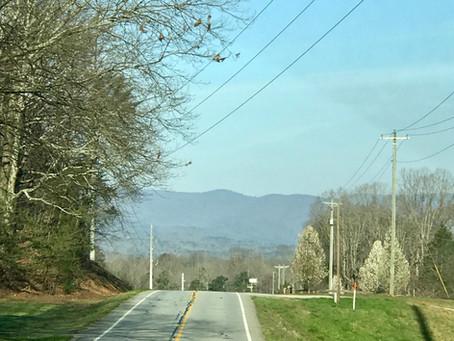 Adventures in North Georgia - Blue Ridge, GA