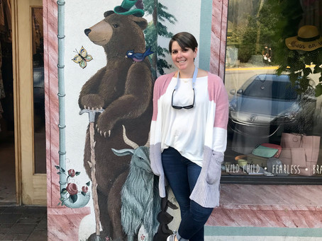 Outfit of the Day - Day Trip to Leavenworth