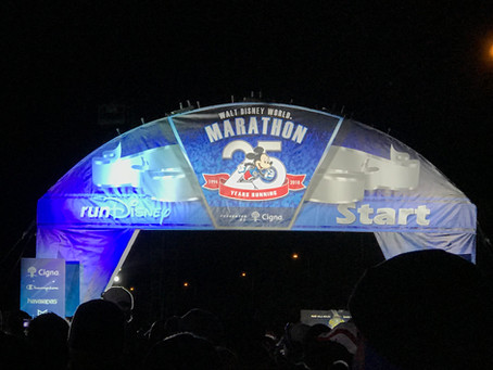 Run Disney Blog Series - What to Expect on Race Morning