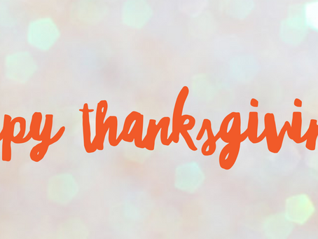 Happy Thanksgiving...Now It's Timeto SHOP!