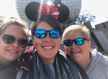Walt Disney World Marathon Weekend - Marathon Expo and Epcot