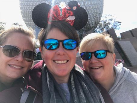 Walt Disney World Marathon Weekend - Marathon Expo and Epcot