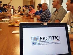 Cooperativismo, soberanía y tecnología desde la periferia: El caso de la FACT[TIC] en Argentina