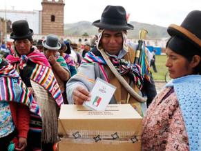 Qué podemos esperar de las elecciones de octubre en Bolivia