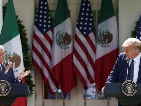 La relación entre México y EEUU en la era Trump - López Obrador