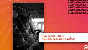 AGORA MOTORISTAS MULHERES UBER PODERÃO ESCOLHER APENAS PASSAGEIRAS NAS CORRIDAS