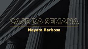 CASE: NAYARA BARBOSA - IDENTIDADE VISUAL + LOGO + PAPELARIA + CARTÃO DE VISITA