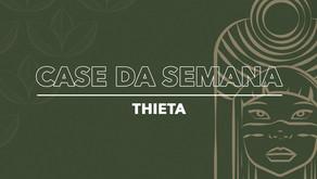 CASE:THIETA - IDENTIDADE VISUAL + LOGO + PAPELARIA + CARTÃO DE VISITA