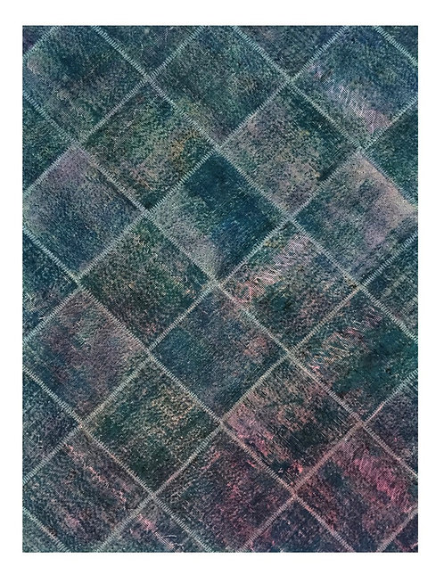 TAPPETO PATCHWORK MIS: 230X167 CM