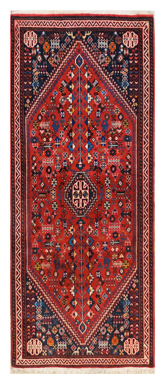 TAPPETO ABADEH PERSIANO MIS:150X62 CM
