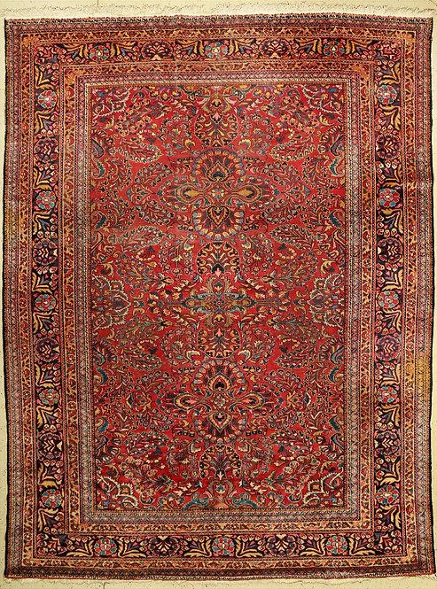 TAPPETO LILIAN SARUK AMERICANO ANTICO MIS: 358 x 272 CM