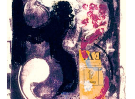 Jasper Johns Numbers