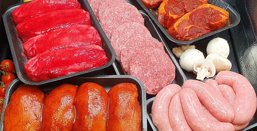 Deluxe Boneless Barbecue Selection Pack