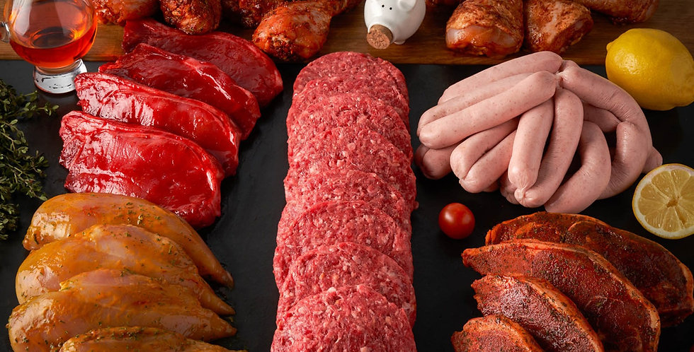 56 Piece Barbeque Pack