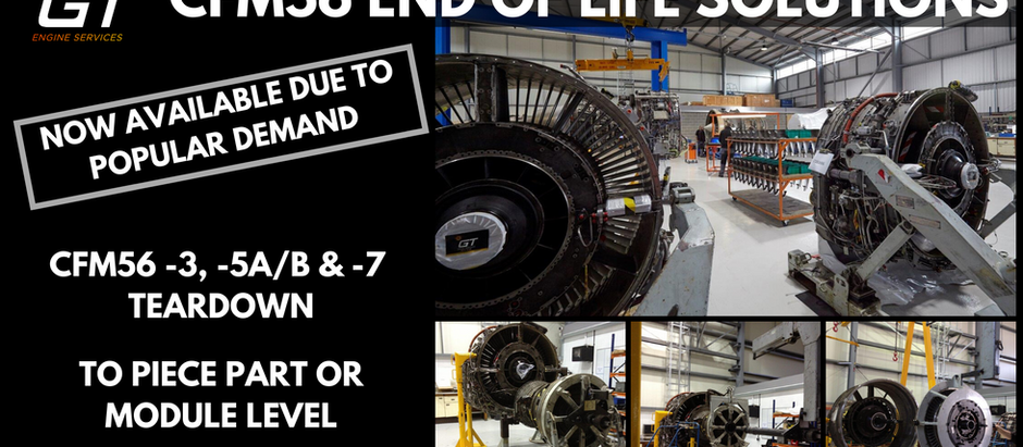 CFM56 END OF LIFE SOLUTIONS