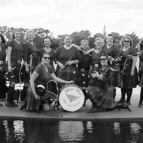 Blue Skye Pipe & Drums