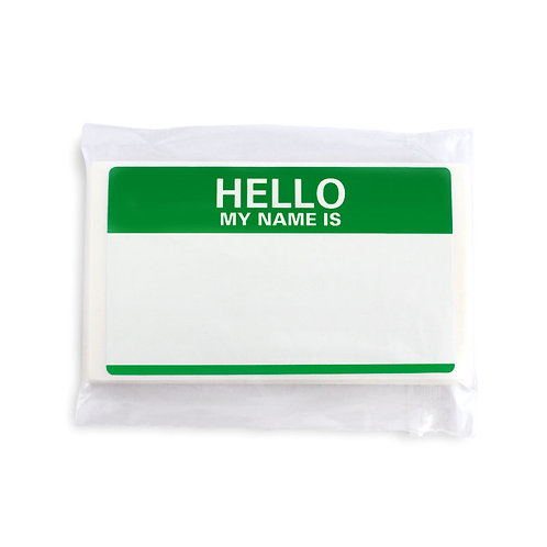Scratch Hello Sticker - Grass