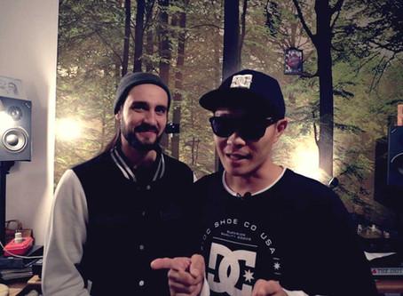 CN x DE Hip Hop Cultural Xchange