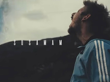 "Susamam ""I can't stay silent"""