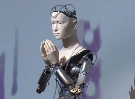 Immortal Buddhist Robot Mindar