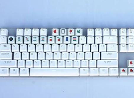 Mahjong Keyboard Sets