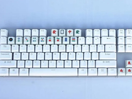 Mahjong Keyboard Sets