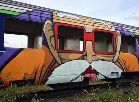 Dragon Ball Train