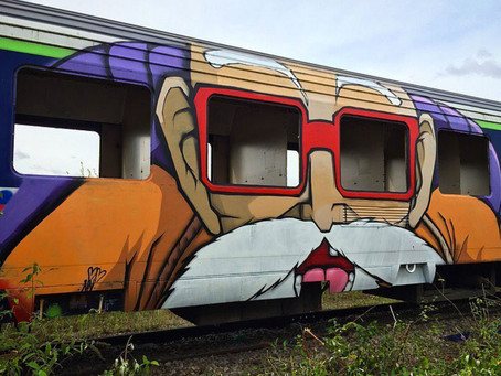 Dragon Ball Train